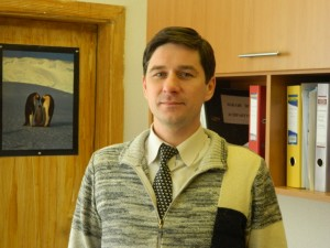Director of Centre: Andriy Rozumnyuk, Candidate of Veterinary Science
