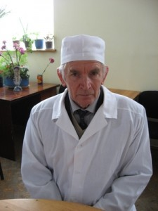 Head of Laboratory – Kucheryavenko О.О.