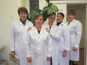 Cпівробітники лабораторії