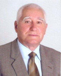 Head of Laboratory Vladimir Romanenko, Doctor of Veterinary Sciences, Academic of National Academy of Agricultural Sciences