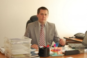 Director of the station Sachuk Roman