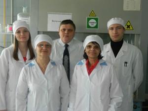 Співробітники лабораторії