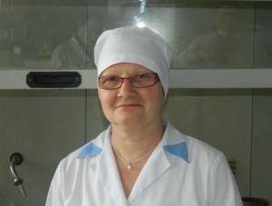 Борецька Світлана Кіндратівна
