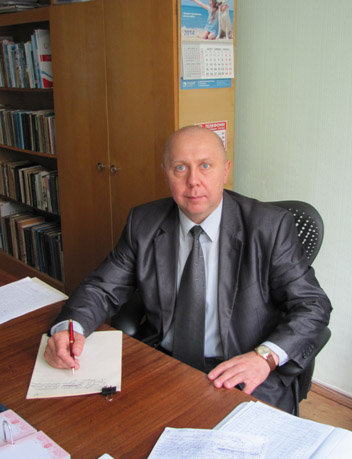 Director – doctor of veterinary science STRAVSKYY YAROSLAV STEPANOVICH